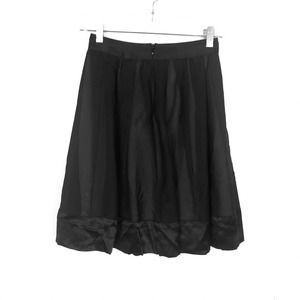 Rag & Bone NEW Silk Black Mini Skirt 25